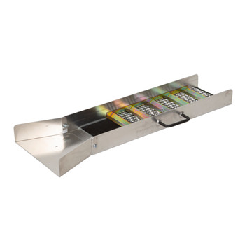 """Aluminum Sluice Boxes 30"""" Length"""