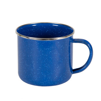Enamel Coffee Mug 24 OZ