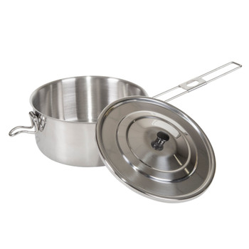Stainless Steel Solo II Cook Pot