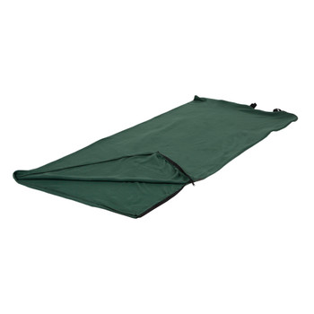 Fleece Sleeping Bag - Green