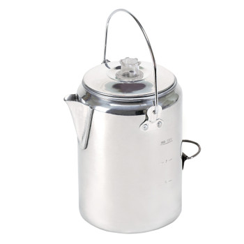 Camper's Percolator Coffee Pot 9 Cups