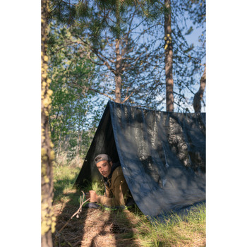Medium-Duty Rip-Stop Tarp - Forest Green