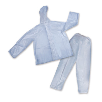 Peva Rainsuit - Clear