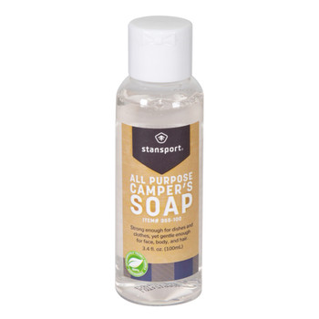 All Purpose Camper's Soap 3.4 OZ