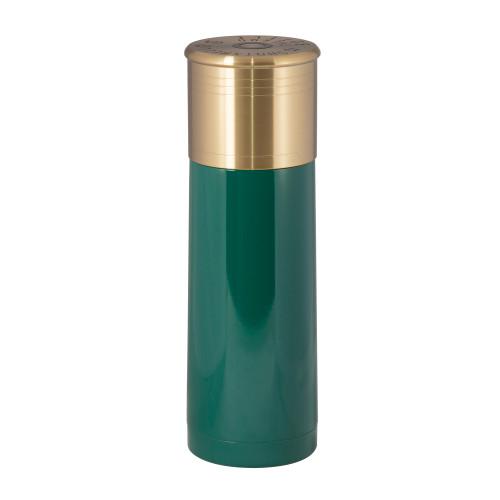 12 Gauge Shotshell® Thermo Bottle - Green