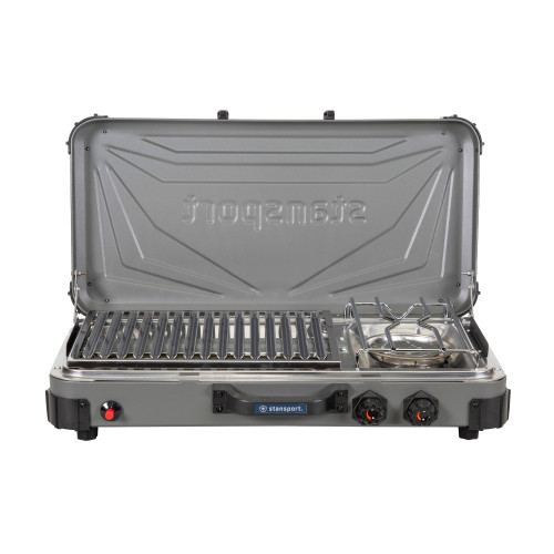 Boulder Series Propane Stove & Grill Combo