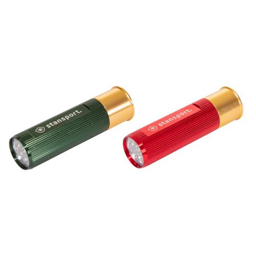 Shotshell LED Flashlight - 2 Pack