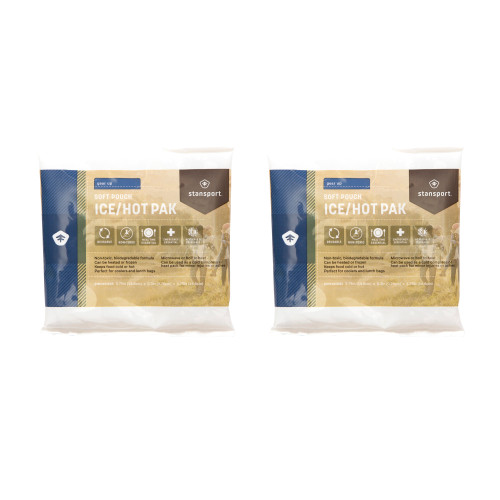 Soft Pouch Ice/Hot Pak Small - 2 Pack
