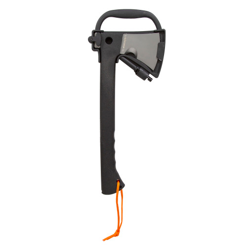 """14"""" Camping Axe & Saw Multitool"""