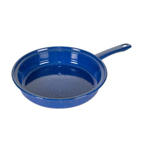 """Enamel Fry Pan 10"""" Diameter"""