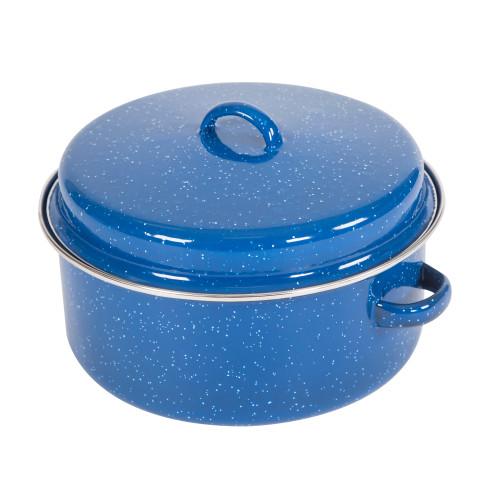 Enamel Cook Pot with Lid