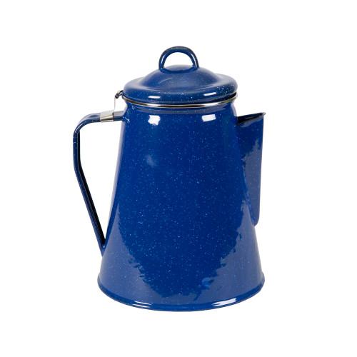 Enamel Percolator Coffee Pot 8 Cup