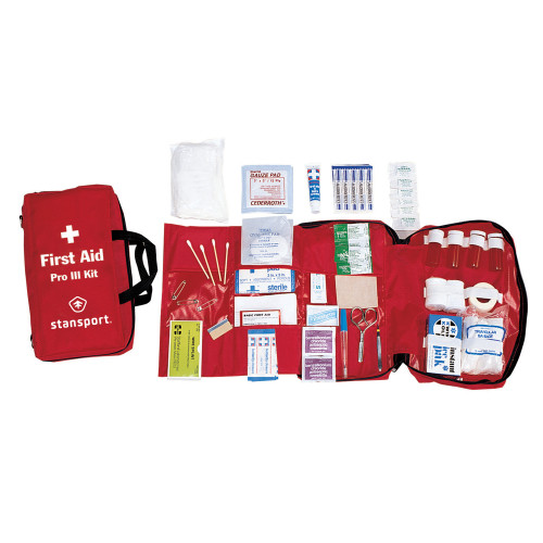 Pro III Family First Aid Kit