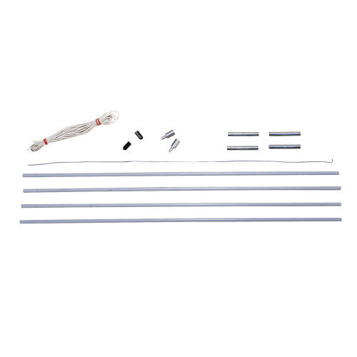 Tent Pole Replacement Kits - 9mm