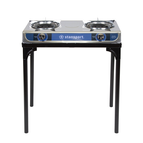 Gourmet Propane Stove with Stand