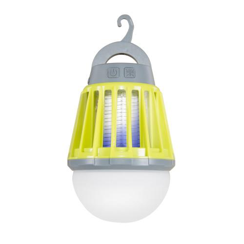 Indoor/Outdoor Insect Zapper & Lantern Combo