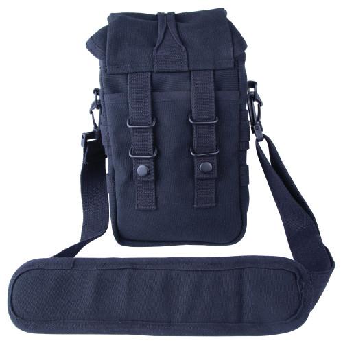 Cotton Canvas Deluxe Tactical Bag