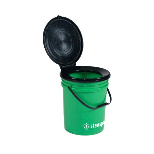 Bucket-Style Portable Toilet
