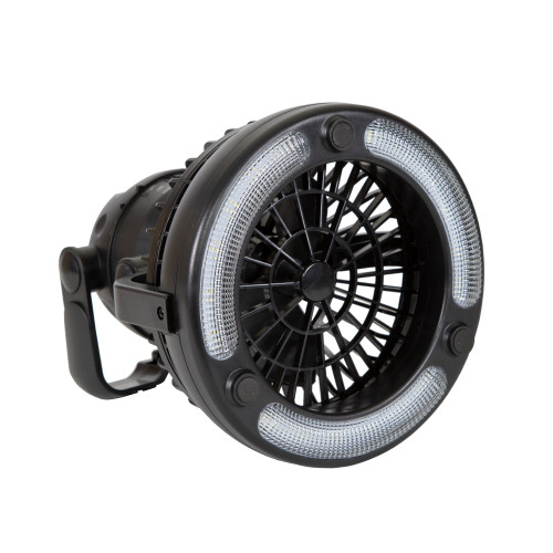 18 LED Camping Lantern with Fan