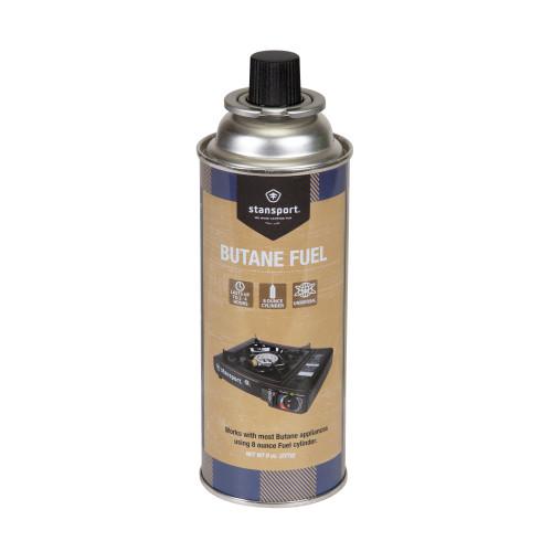 Butane Gas 8 OZ Cartridge