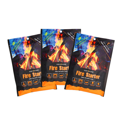 Instafire 3-Pack Pouch