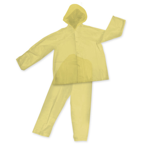 Hooded Peva Rainsuit