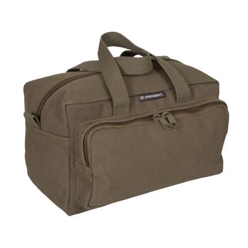 Cotton Canvas Tool Bag - O.D. Green