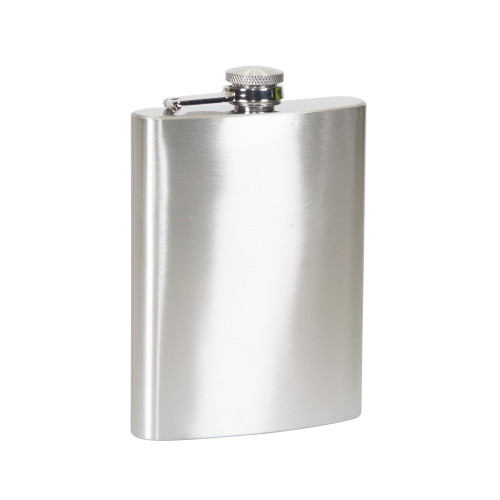 Stainless Steel Flask 8 Ounces
