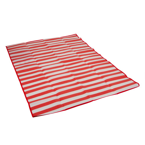 Tatami Ground Mat - Red