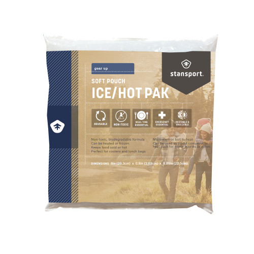 Soft Pouch Ice/Hot Pak Large