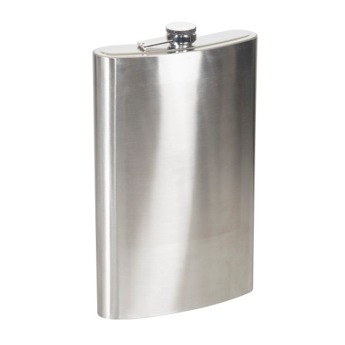 Stainless Steel Flask 64 Ounces
