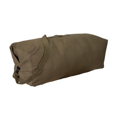 Top Load Canvas Deluxe Duffel Bag