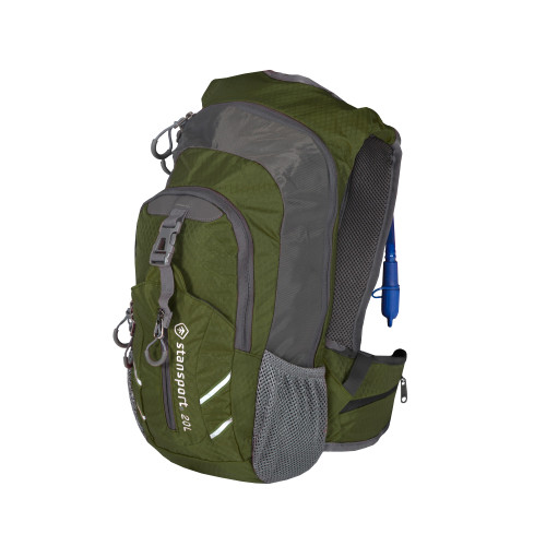 20 Liter Day Pack with Hydration Bladder