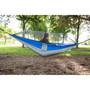Packable Nylon Hammock with Mosquito Netting