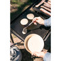 "Pre-Seasoned Cast Iron Griddle with Reversible Cooking Surface - 15"" Square"