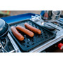 2-Burner Propane Stove with Grill