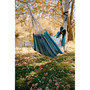 Cotton Blend Traveler Hammock - Blue