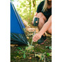 Steel 12-Inch Tent Stakes - 4 Pack