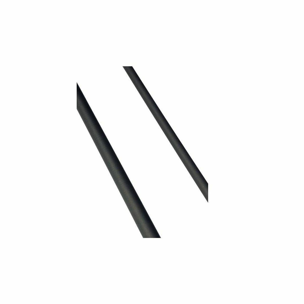Nymph 10ft 4pc 2wt,2 tips,IM6 slim blank,medium fast action Black River Fly Rod