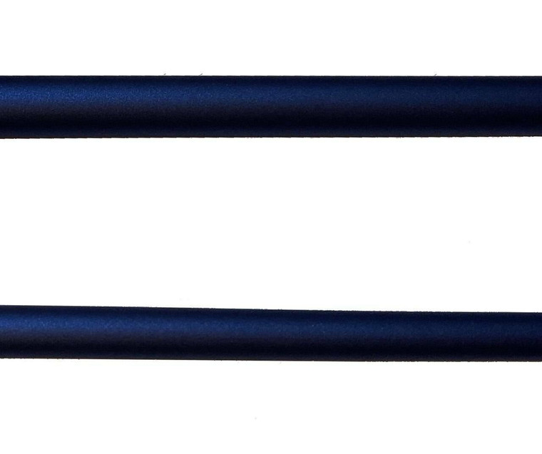 Saltwater Series Matte Blue IM12 9ft, 6wt, 4pc Fly Rod Blank