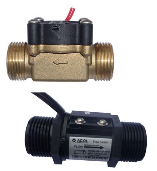 Brass Flow Sensor