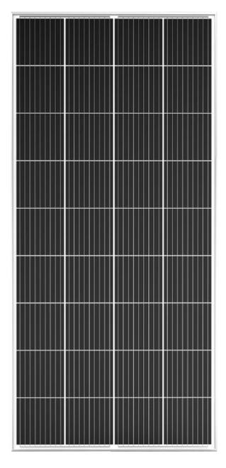 Solar panel 200W monocrystalline