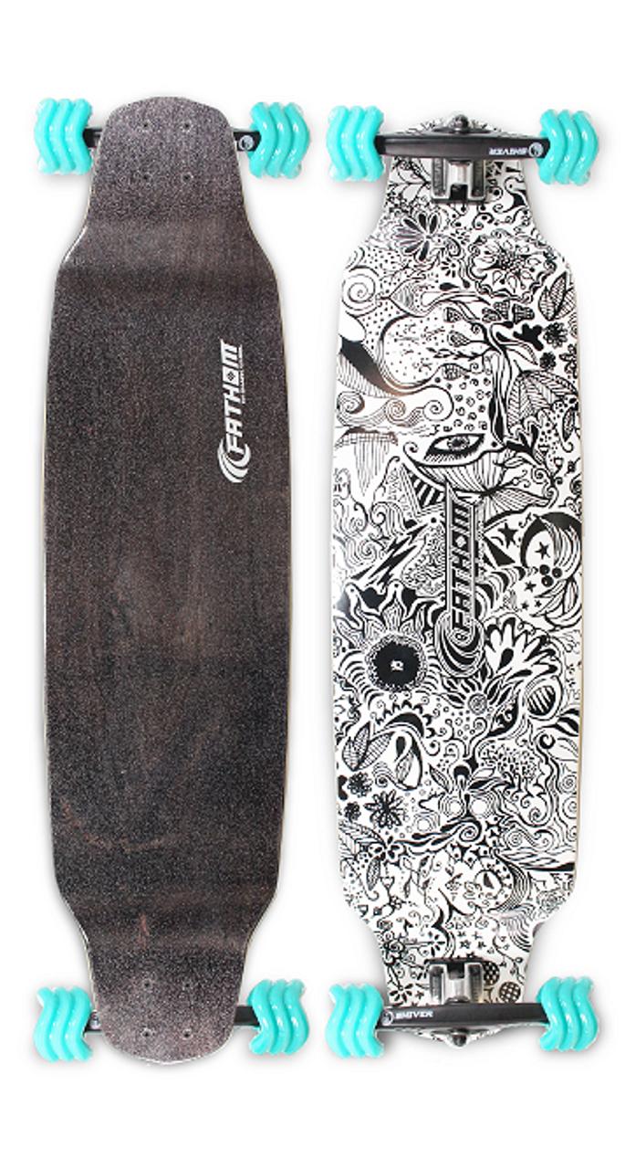 Slide Perfect Longboard Roues 60/mm//78/A