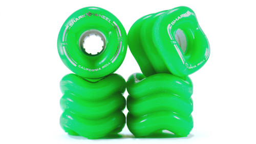 60mm, 78a Green CALIFORNIA ROLL