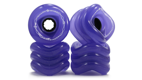 70mm, 78a Transparent Purple SIDEWINDER