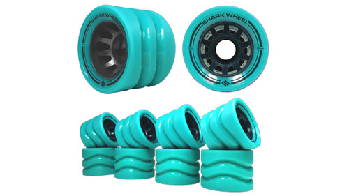 OUTDOOR Hybrid Quad Skate Wheels