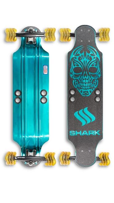 """""""Shark"""" Aluminum 32"""" Drop Down by Shark Wheel"""