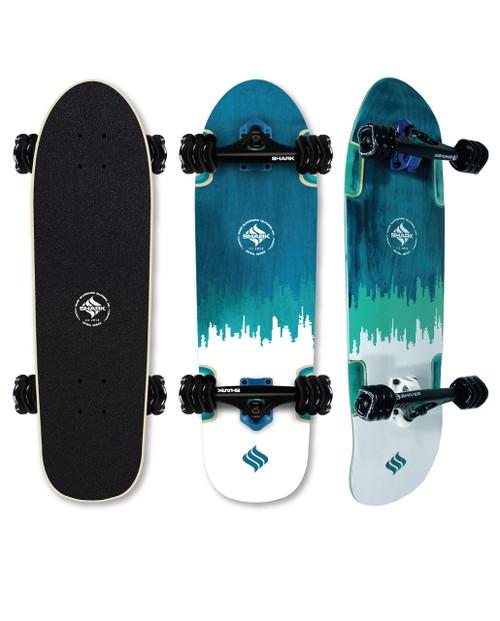Layers Cruiser Skateboard by Shark Wheel
