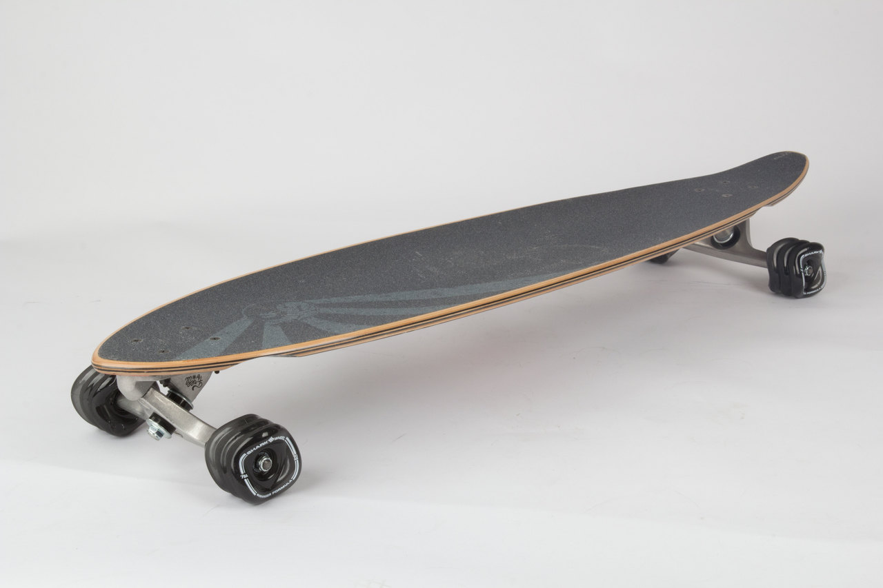 TURAGA Pintail with 72MM Shark Wheels