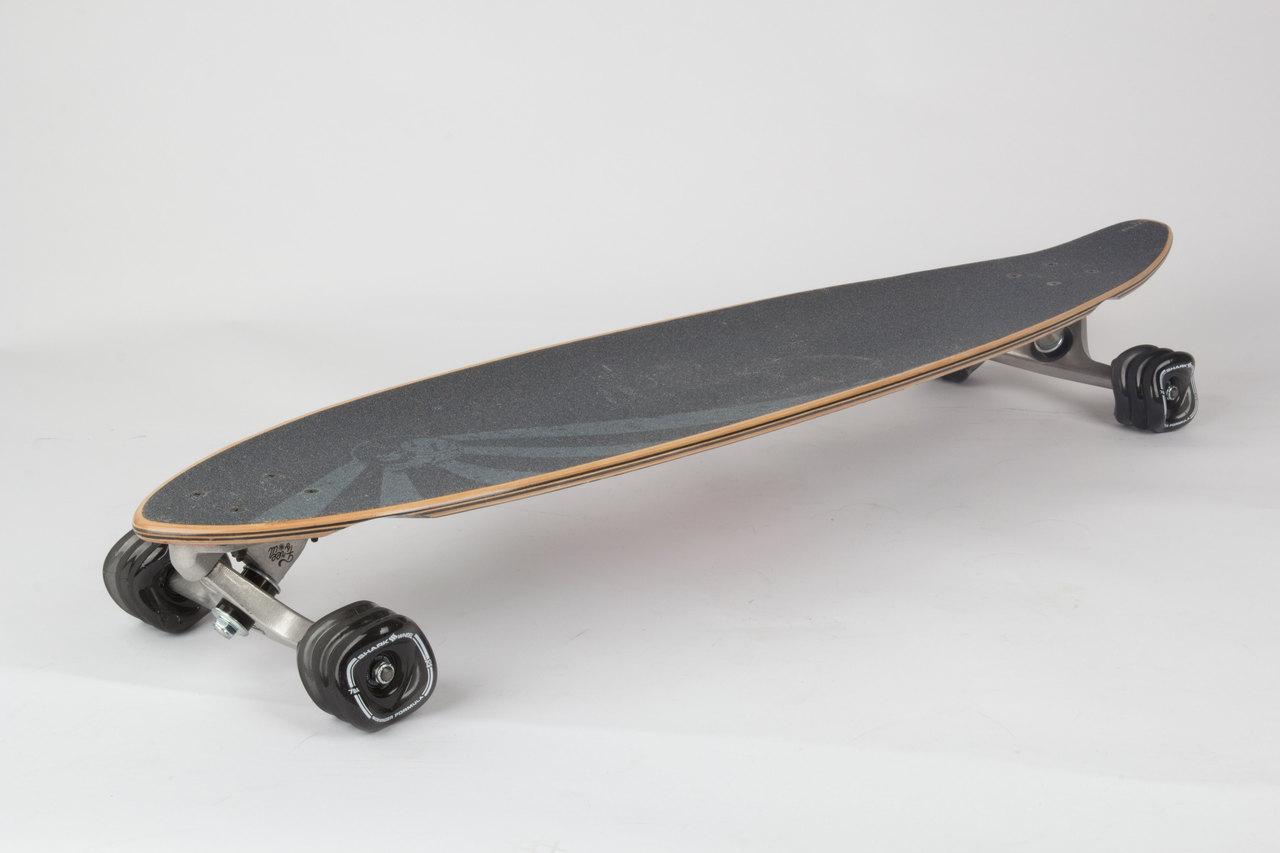 TURAGA Pintail with 72MM Shark Wheels